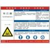 供应职业病危害警示标识、告知卡、按卫生部、化工标准