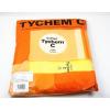 美国杜邦C级防化服Tychem 黄色防酸碱 防辐射工作服 化学防护服