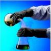 正品安思尔Ansell 87-950 防98%硫酸手套 防化学品耐酸碱电镀手套