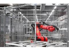 自动化与机器人技术的机器防护解决方案