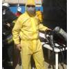 Chemical Protective Cloth 可以防护浓缩的无机雷竞技newbee赞助商、生化有害物质及小于1微米的微粒