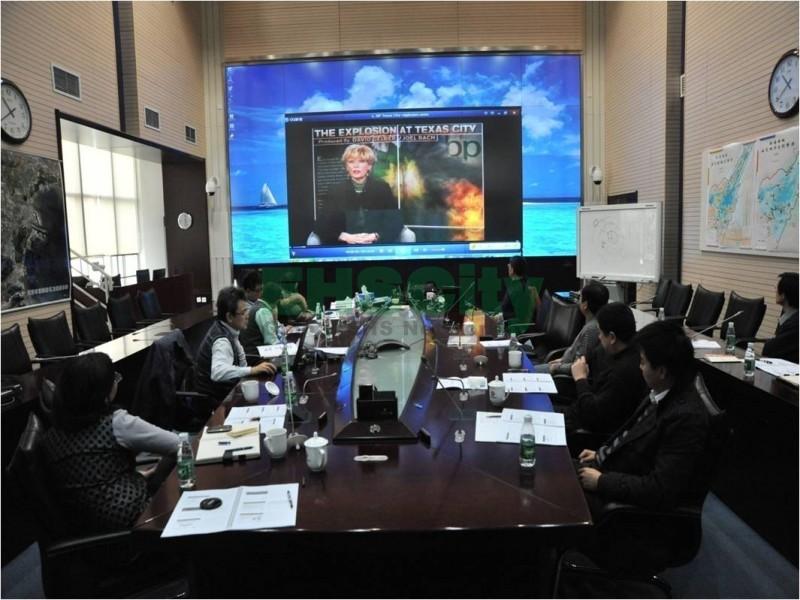 中海油应急培训