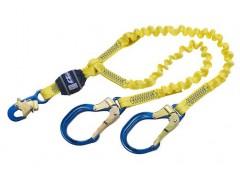 双钩减震连接绳