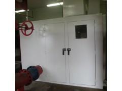 张家港道康宁柴油机消防泵组降噪工程