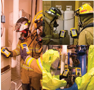 气体探测和危险品反应训练 Gas DETECTION & HAZMAT RESPONSE TRAINING IS NOW HANDS-ON