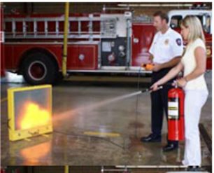 清水灭火器训练系统 DIGITAL FIRE EXTINGUISHER TRAINING SYSTEM