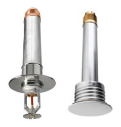 FM认证干式喷头 Dry Sprinklers
