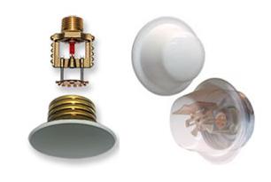 FM认证隐蔽型喷头 Concealed Sprinklers