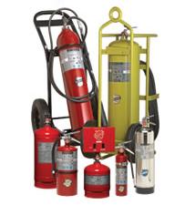 FM、UL认证 世界顶级的灭火器 Fire Extinguishers