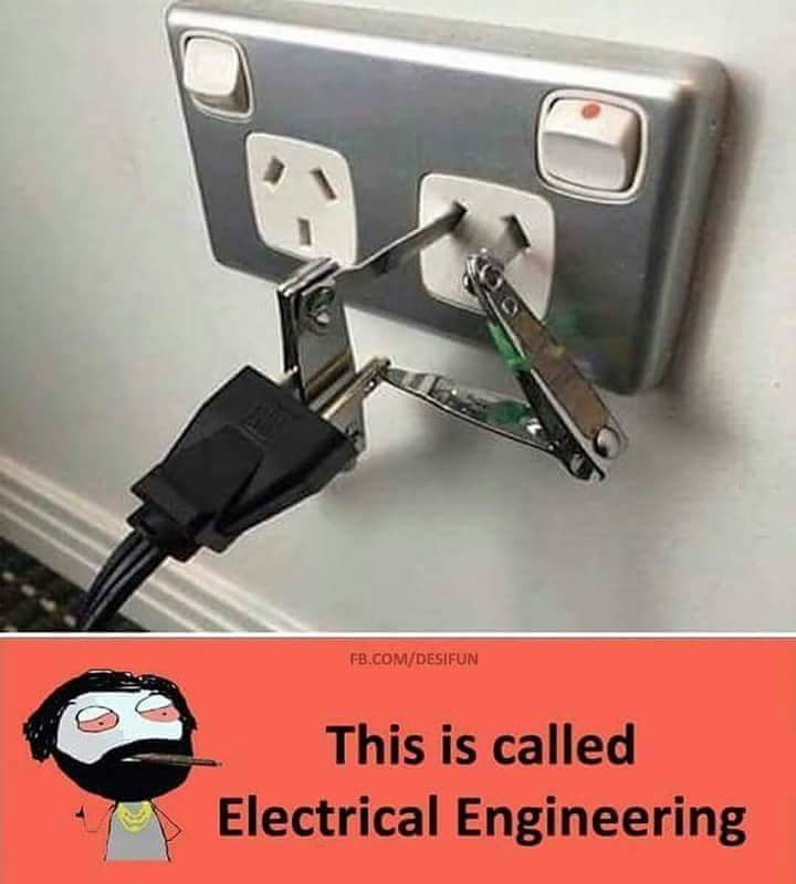 This is called Electrical Engineering