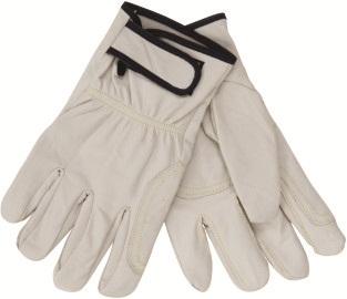 AP-5555友盟白色猪青皮手套