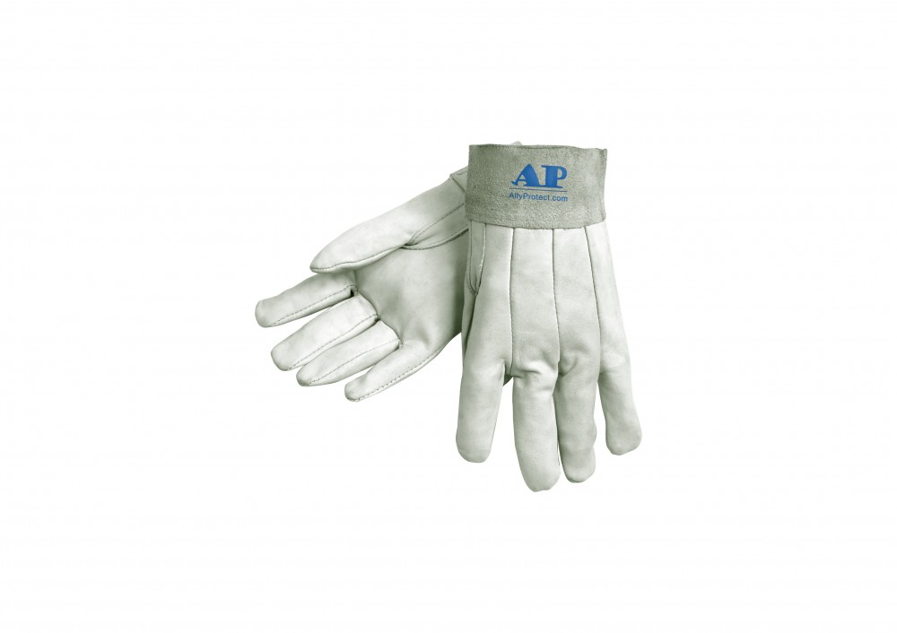 AP-1110友盟高档羊青皮TIG手套