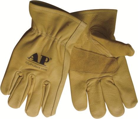 AP-2700友盟高档淡黄牛青皮手套