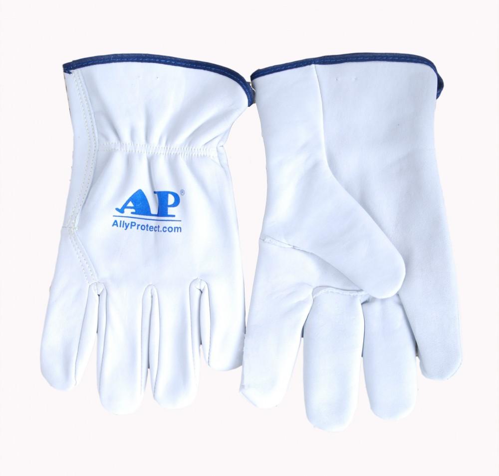 AP-1400友盟上等白牛青皮手套