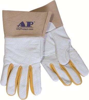 AP-0303友盟高档立体手指电焊手套