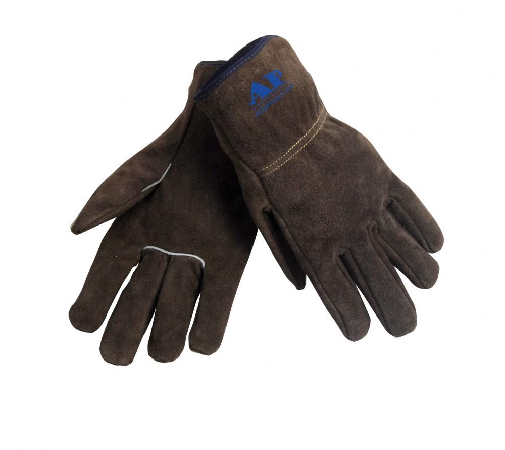 AP-1301友盟炭灰色机械师手套