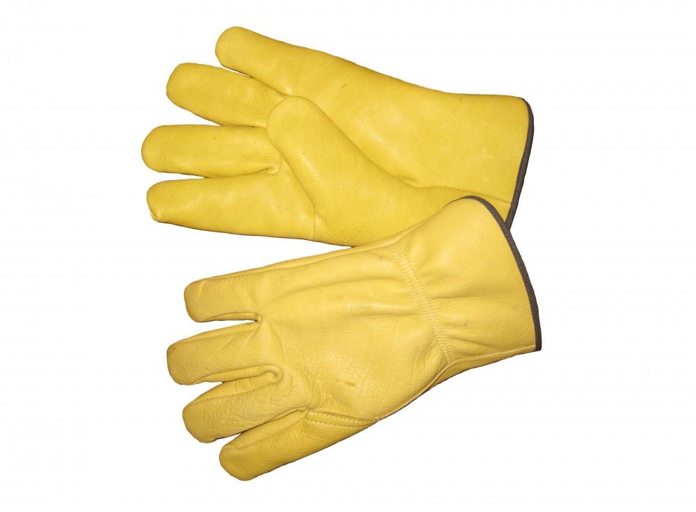 AP-3516友盟金黄色牛青机械师手套