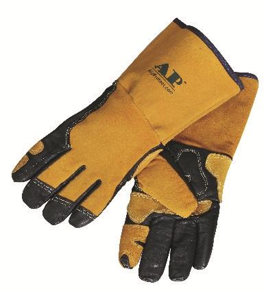 AP-0404友盟精装高档电焊手套