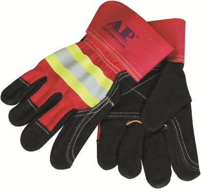 AP-1523友盟反光防寒全托工作手套