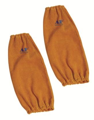 AP-9116友盟金黄色全皮手袖