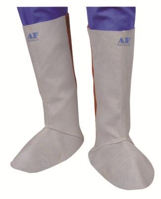 AP-9200友盟原色硬皮长筒脚盖