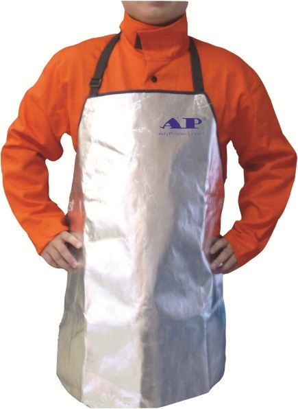 AP-6400友盟反射铝隔热围裙