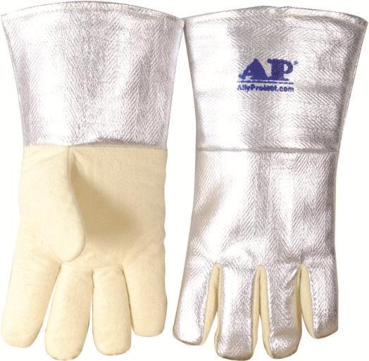 AP-4500友盟铝箔耐高温抗热流手套