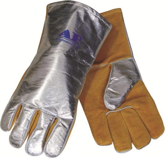 AP-4501友盟铝箔抗热流手套