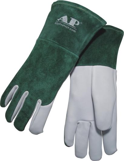 AP-2288友盟高档鹿青皮手套