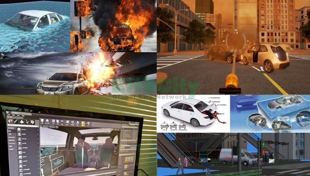 车内逃生VR模拟
