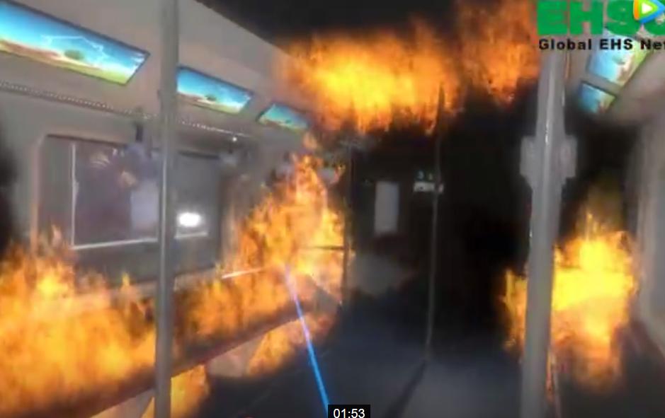 Subway Fire (10Broadcast)