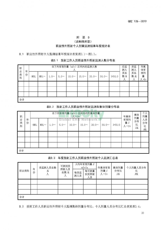 GBZ 128—2019职业性外照射个人监测规范_页面_23