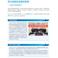 中国船舶重工2018企业社会责任报告环保成果