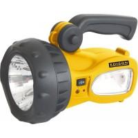 EDI9041070K可充式LED手提探照灯(2百万支光)EDISON