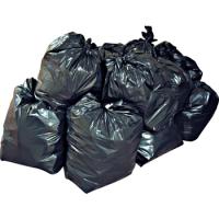 AVN9180240K工业用重型抽取式黑色垃圾袋 AVON