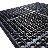 XJAS10-090150 特豪孔式橡胶防滑抗疲劳垫 丽施美