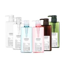 透明按压瓶650ML 免洗洗手液分装瓶 悦美时刻