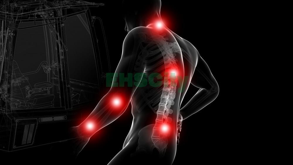 Machine-operator-pain
